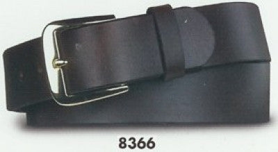 "Aquarius 1 1/2"" Oil Tanned Leather Belt"