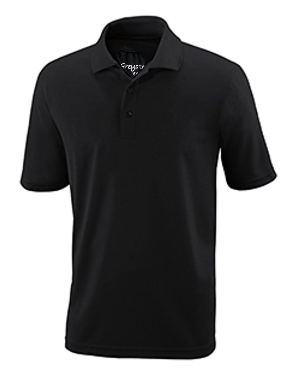 GREYSTONE 60/40 Big Tall Man PIQUE POLO SHIRT-4