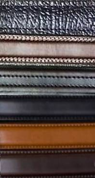 Closeout Leather Belts