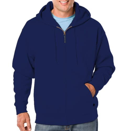 Blue Generation Zip Front Hoody-1