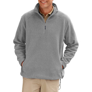 Blue Generation Polar Fleece 1/2 Zip Pullover