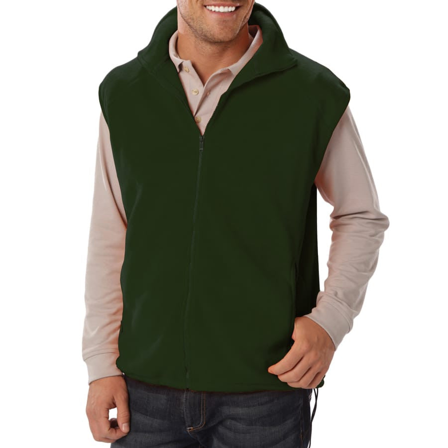 Blue Generation Polar Fleece Vest-1