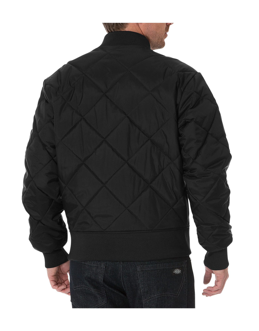 Dickies Diamond Quilted Jacket-2