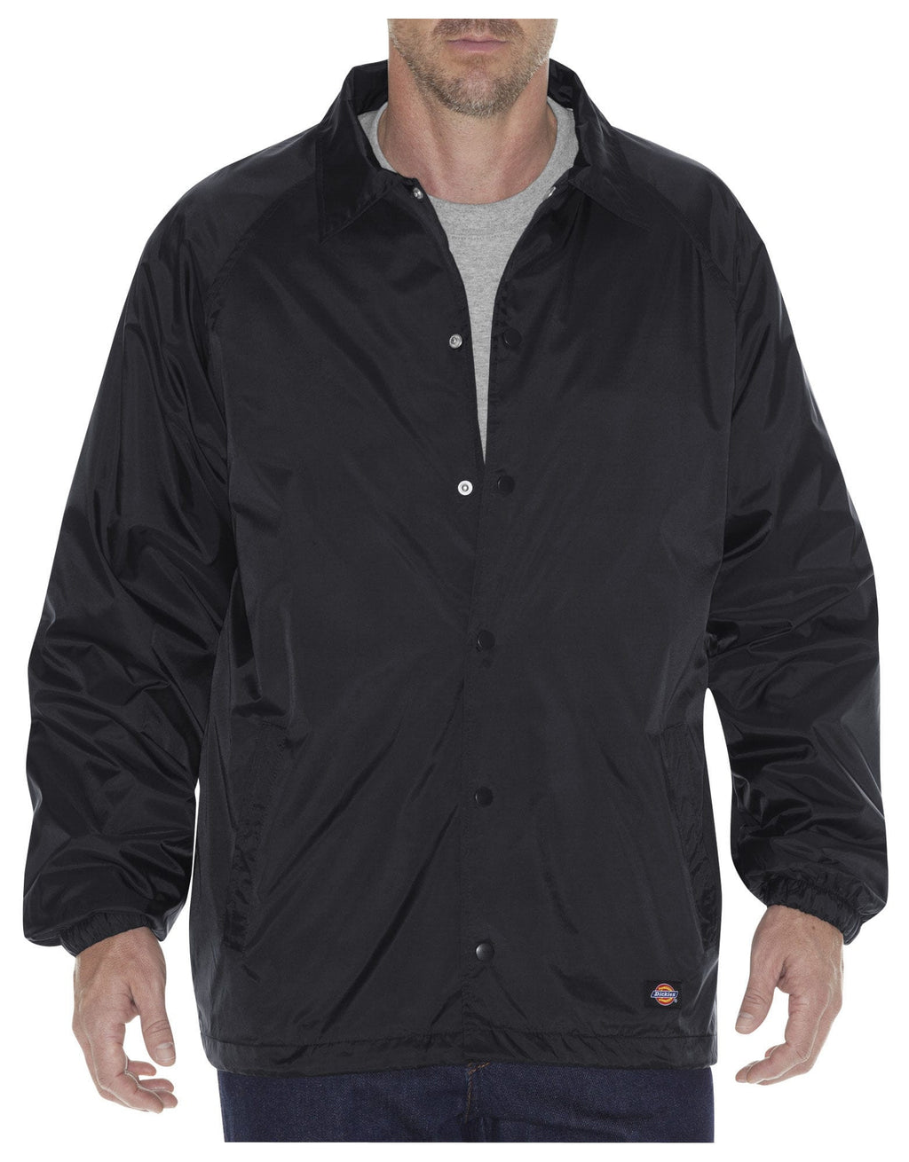 Dickies Nylon Windbreaker Jacket-1