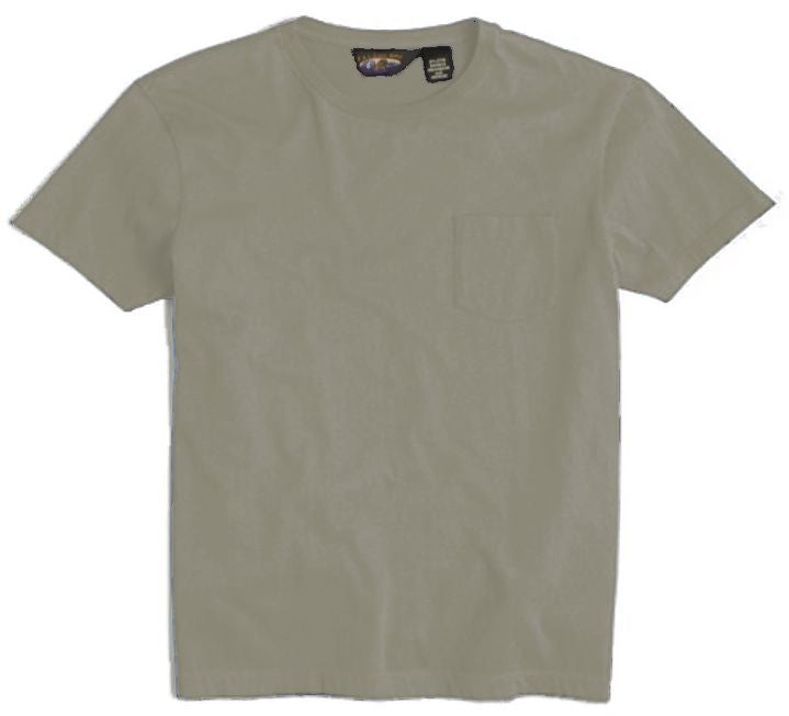 Falcon Bay Big Man Soft Cotton Pocket Tee Shirt-7