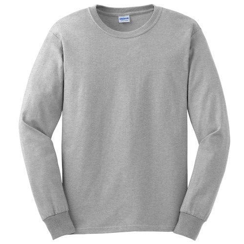 Gildan 100% Cotton Long Sleeve Tee