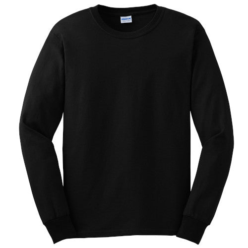 Gildan 100% Cotton Long Sleeve Tee-3