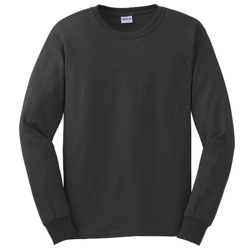 Gildan 100% Cotton Long Sleeve Tee-4