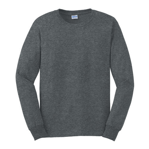 Gildan 100% Cotton Long Sleeve Tee-5