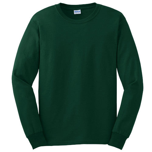 Gildan 100% Cotton Long Sleeve Tee-6