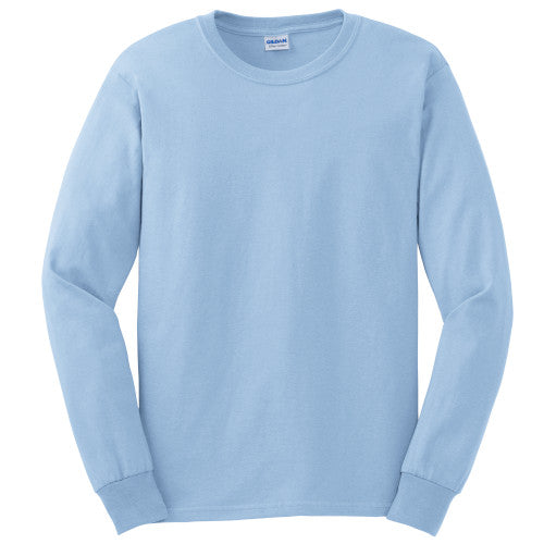 Gildan 100% Cotton Long Sleeve Tee-9