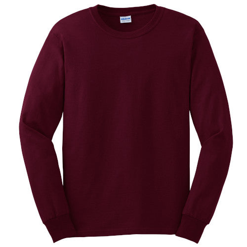Gildan 100% Cotton Long Sleeve Tee-10