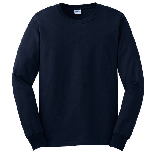Gildan 100% Cotton Long Sleeve Tee-11