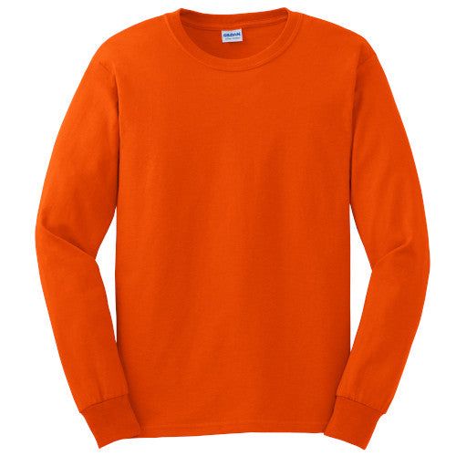 Gildan 100% Cotton Long Sleeve Tee-12