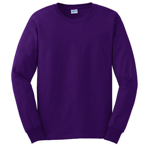 Gildan 100% Cotton Long Sleeve Tee-13