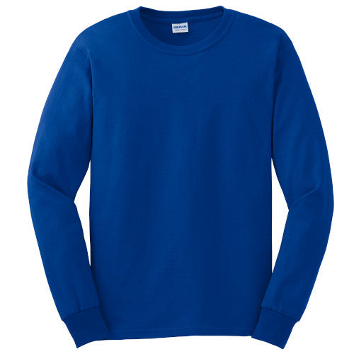 Gildan 100% Cotton Long Sleeve Tee-15