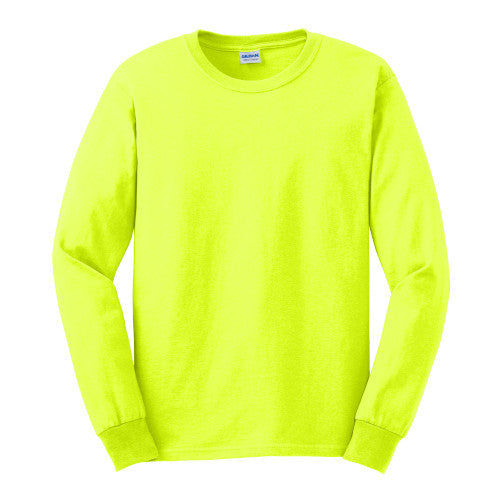 Gildan 100% Cotton Long Sleeve Tee-17