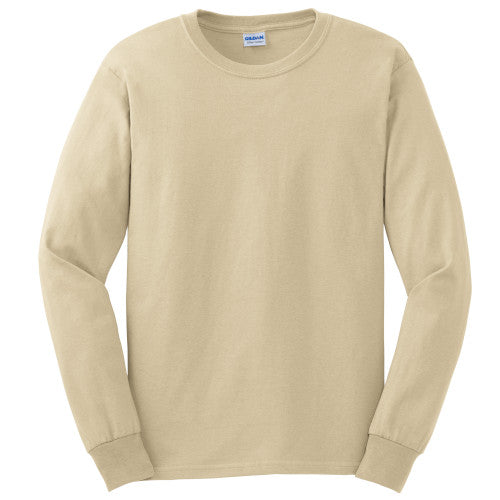 Gildan 100% Cotton Long Sleeve Tee-16