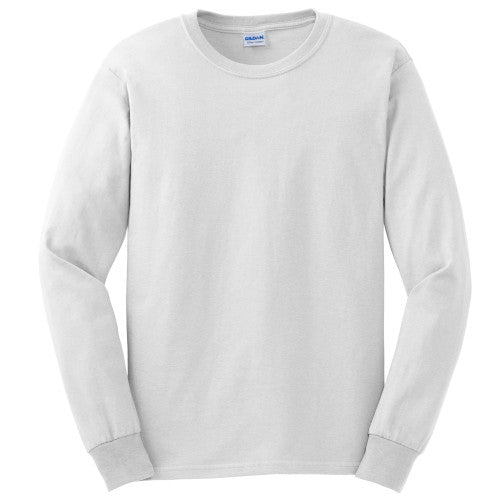 Gildan 100% Cotton Long Sleeve Tee-19