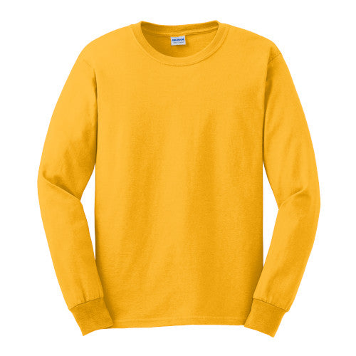 Gildan 100% Cotton Long Sleeve Tee-7