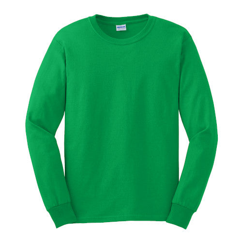 Gildan 100% Cotton Long Sleeve Tee-8