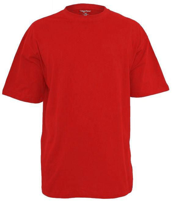 GREYSTONE BIG TALL MAN Cotton Tee Shirt-15
