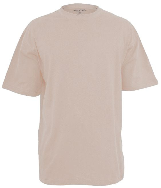 GREYSTONE BIG TALL MAN Cotton Tee Shirt-11