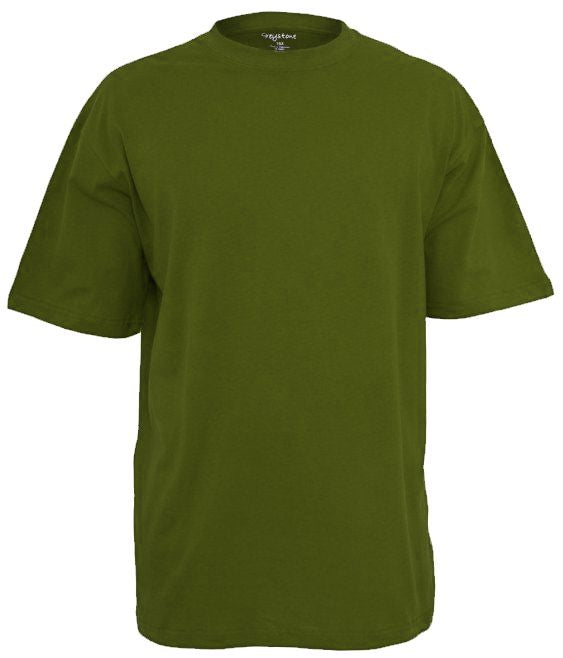 GREYSTONE BIG TALL MAN Cotton Tee Shirt-10