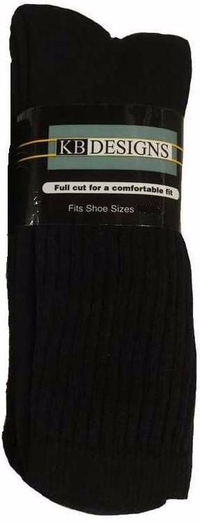 King Size Crew Sock (3Pr Pack)-3