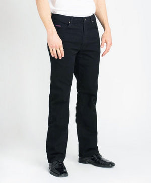 Grand River Men's Black Stretch Jean