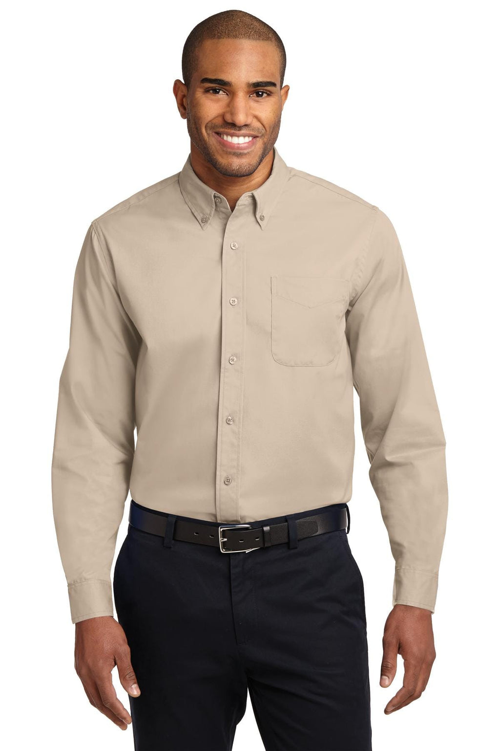 Port Authority Men's Long Sleeve Easy Care Shirt-1