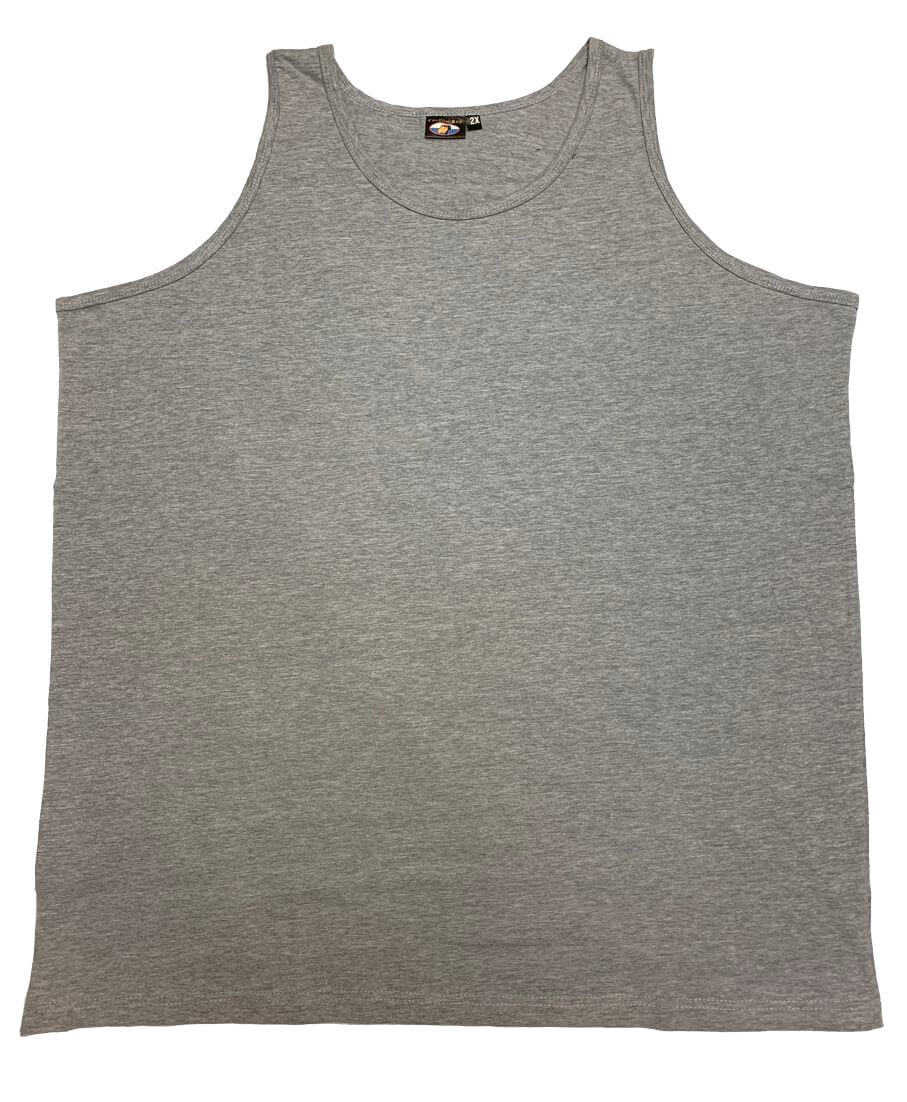 Falcon Bay Big Man Cotton Tank Top-3