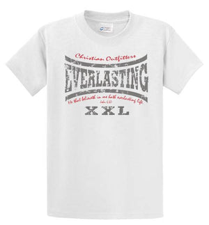 Christian Outfitters Everlasting Printed Tee Shirt