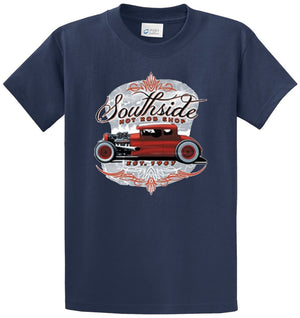 Southside Hot Rod Shop Printed Tee Shirt
