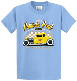 Hammer Head Printed Tee Shirt