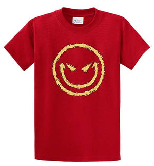 Smiley Printed Tee Shirt