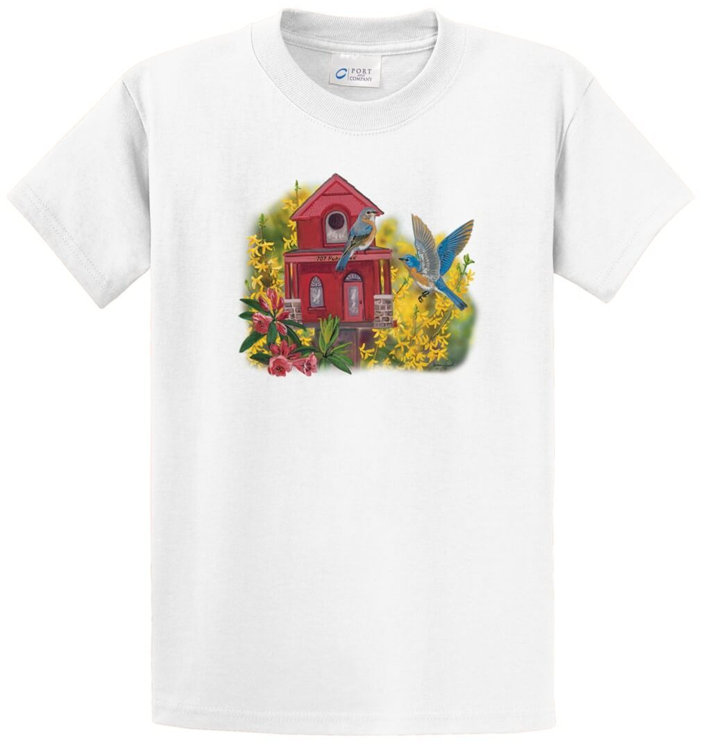 Ruby Road Printed Tee Shirt-1