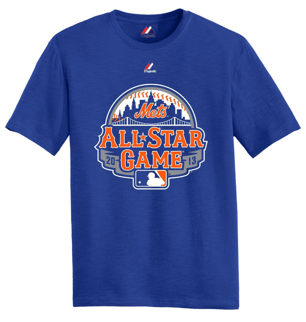 Majestic Mets 2013 All Star Big Man Tee Shirt Closeout