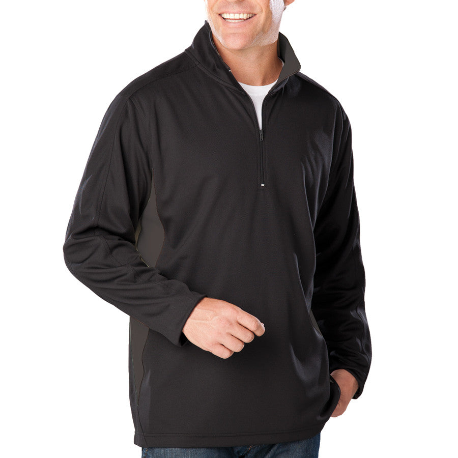 Blue Generation Moisture Wicking Pullover-1