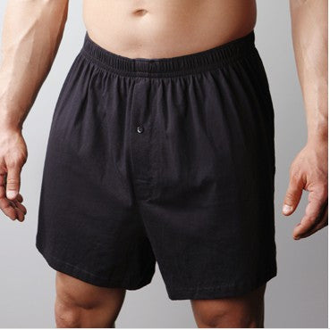 Players Big Men's Knit Boxer Short (2Pk)