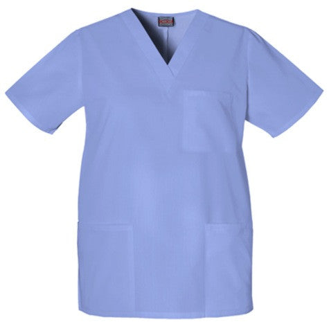 Famous Maker Big Scrub Tops-3
