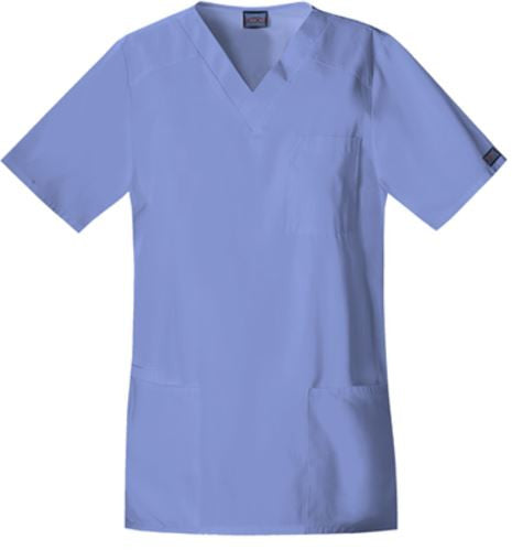 Famous Maker Tall Scrub Tops-8