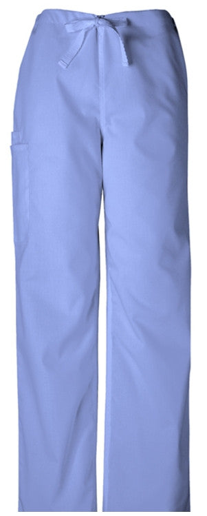 Famous Maker Tall Cargo Scrub Pants-2