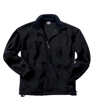 Charles River Apparel Men's Voyager Fleece Jacket Closeout