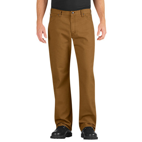Dickies Mens Industrial Carpenter Duck Jean-1