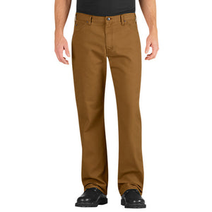 Dickies Mens Industrial Carpenter Duck Jean