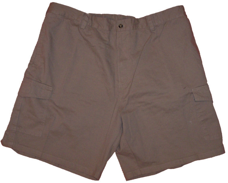 Falcon Bay Men's Half Elastic Cargo Short-1