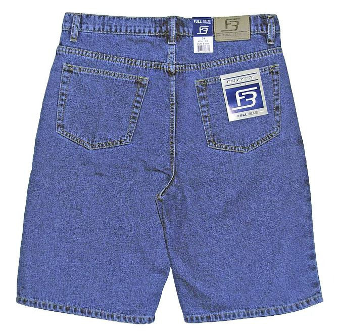 Full Blue Brand Men's Relaxed Fit Denim Short-2