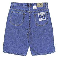 Full Blue Brand Men's Relaxed Fit Denim Short