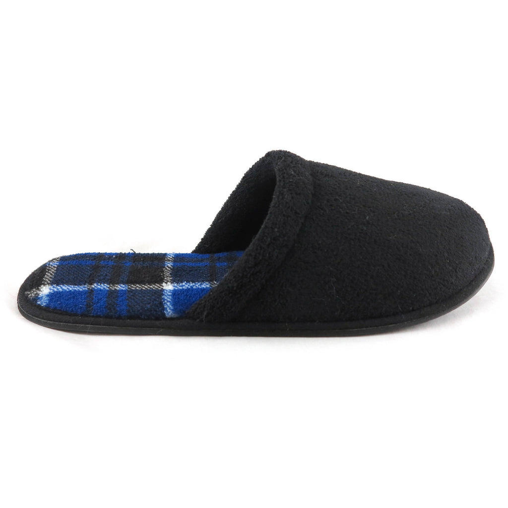Men's Xtra Size Scuff Slipper-1